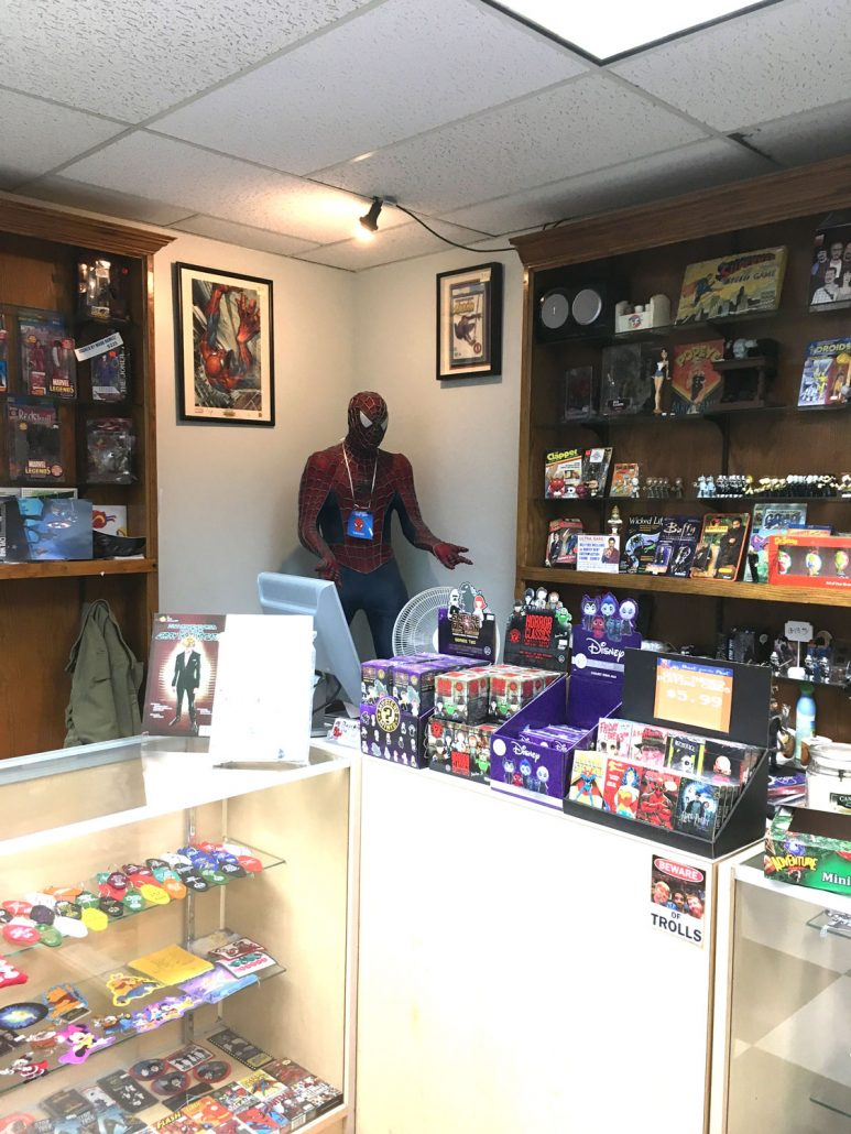 adult comic stores los angeles