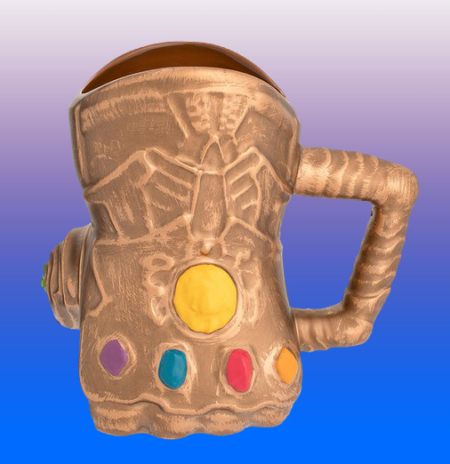 Infinity Gauntlet Ceramic Mug