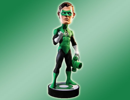 Green Lantern Head Knocker from NECA for Sale