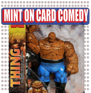 Mint on Card Comedy Night @ Blast from the Past | Burbank | California | United States