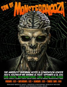 Son of Monsterpalooza @ Marriott Burbank Hotel & Convention Center | Burbank | California | United States